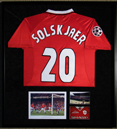 Framed Sports Shirt