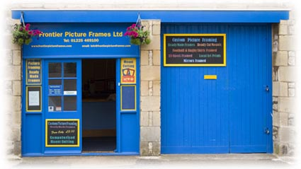 Frontier Picture Frames Ltd